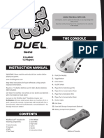 MindflexDuel Instructions Manual