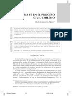 Buena fe en el proceso civil chileno.pdf