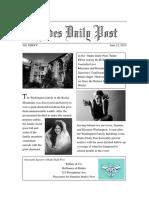 Hades Daily Post
