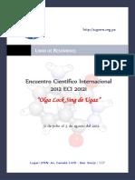 Libro Resumen ECIi 2012 Color