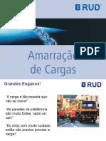 Apresentacao Amarração de Cargas Em Carretas RUD 2012