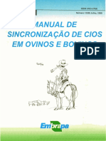 MANUAL-DE-SICRONIZACAO-DE-CIOS BOVINOS E OVINOS - EMBRAPA.pdf