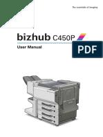 Bizhub c450p Phase3 Um Printer en 1-2-0