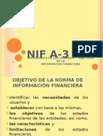 NIF-A3-NECESIDADES-DE-LOS-USUARIOS-Y-OBJETIVOS-DE-LA-INFORMACIÓN-FINANCIERA.ppt