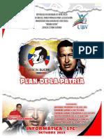 Trabajo Plan de La Patria
