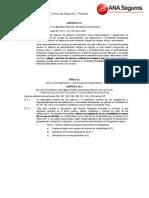 Extracto de La CNSF Sobre El Registro de La Contabilidad y Riesgos.
