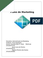 Atividade Estruturada Plano Marketing c Conclusao