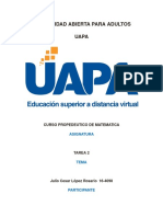 TAREA 2 Propedeutico de Matematica Docx