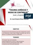 Estructuras Jurídicas Para Operar Un Negocio o Una Actividad