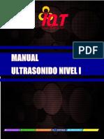 Manual Ultrasonido IQT Chile Nivel I
