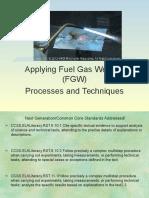 A5-4 Applying Fuel Gas Welding