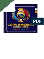 Fixture Copa America Centenario 2016