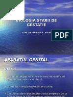 Biologia Starii de Gestatie