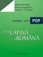 Marius Sala de La Latina La Romana