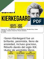 Sorten Kierkegaard