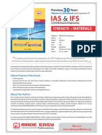 SOM IAS AND IFS