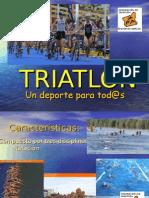 Presentacion TRIATLÓN
