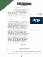 1981 EJC Complaint