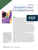 Mindes Social Studies