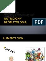 Expo Nutricion y Bromatologia
