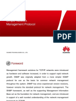 HC110118010 Simple Network Management Protocol
