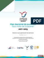 Plan Nacional de Juventud de Paraguay 2011-2013