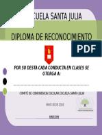 DIPLOMA DE RECONOCIMIENTO CONDUCTA.pptx
