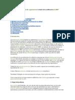 Calidad y Desarrollo Organizacional a Través de La Certificac