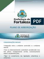 Resultados Politica Ambiental de Fortaleza 2015