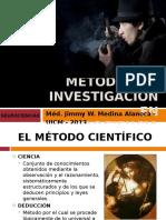 Métodos de Investigación en Neurociencias