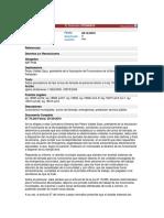 Dictamen Procedencia Turnos Emergencia Municipal