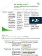 Microsoft Excel Procv Pt