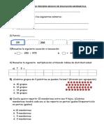 Guia Junio Matematica Tercer Basico 2013