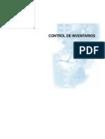 InventoryControl TG VMFGPRO Spanish