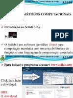 Aula-21-CIV0494- Introdução Ao Scilab 5.5.2