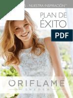 2014 06Plan de Exito Oriflame HN