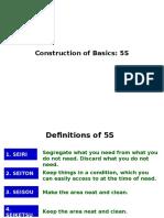 5S English