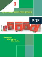 2-Electrificador Linseg Para Ganaderia Serie Rex