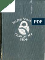 Wilson Bohannan General Line lock Catalog - 1894