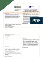 Cuadro Comparativo Del Manual de Conservacion Vial Peru y Mantenimiento de Caminos Honduras