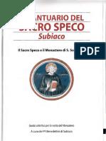Libro Subiaco - Formato Ridotto