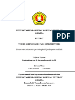Referat Gatifloxacin untuk demam tifoid