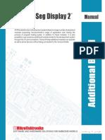 Serial 7seg Display 2 Manual