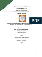 Competencias Sociales Emocionales Herrera 2012
