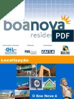 BOA NOVA - empreendimento Imobiliário CHL - Méier