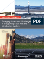 Emerging Challenges and Issues in Integrating Solar With the Distribution System