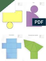 Solidos Geometricos Para Montar