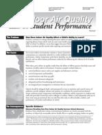 Iaq and Student Performance Epa 2003