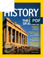 National Geographic History - November 2015 USA
