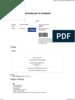 Itinerario - Interjet Che - Df